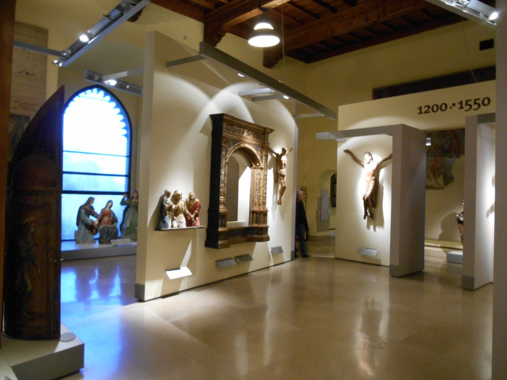 Hall of Interior artifacts