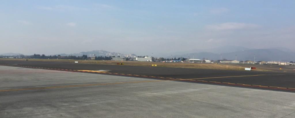 Airport Milan