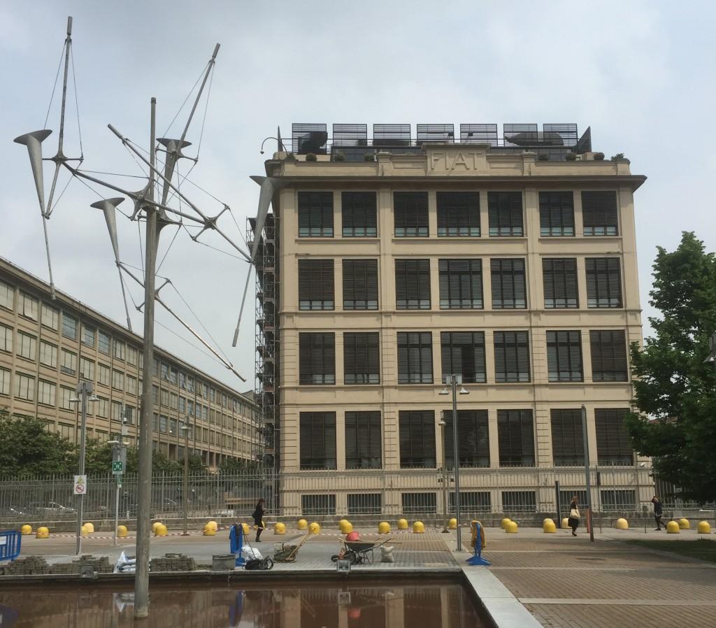 Fiat factory Torino/Turin