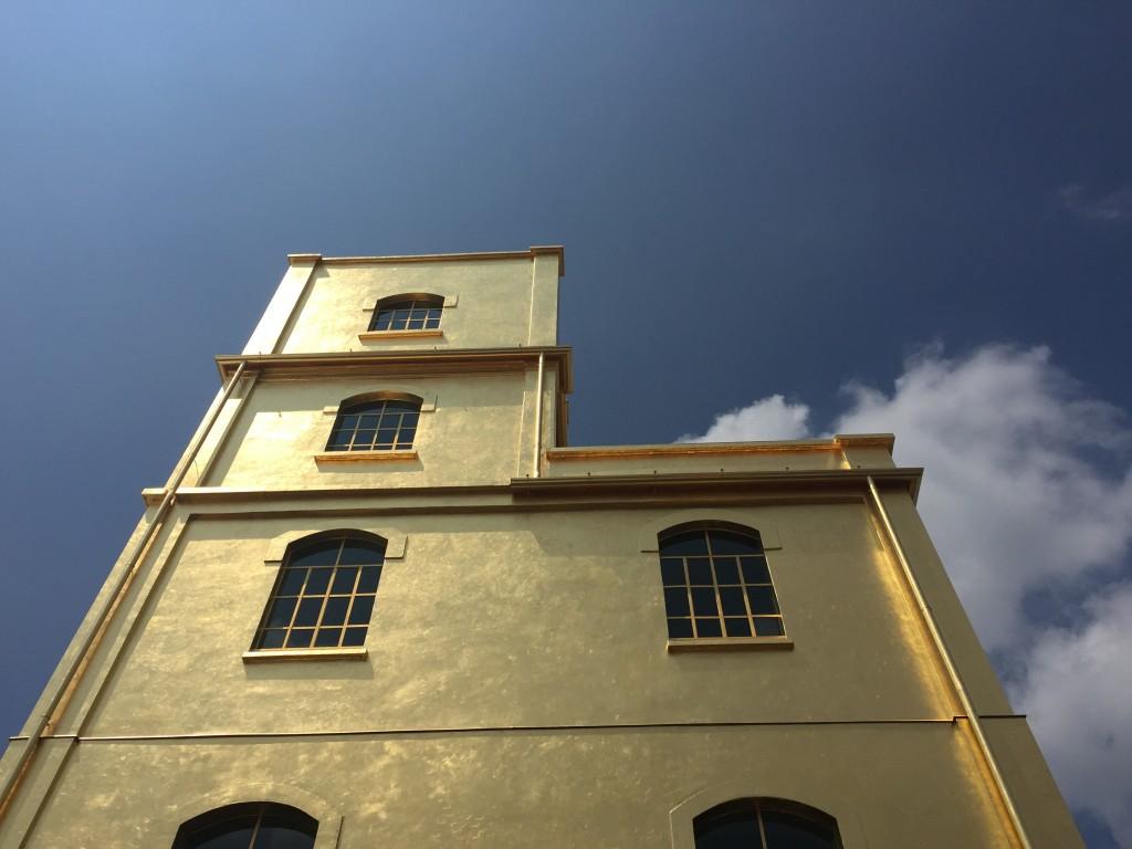 Fondazione Prada Gold