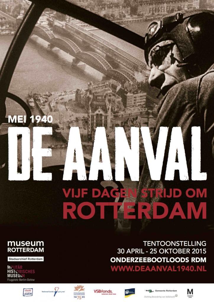 De-Aanval-poster