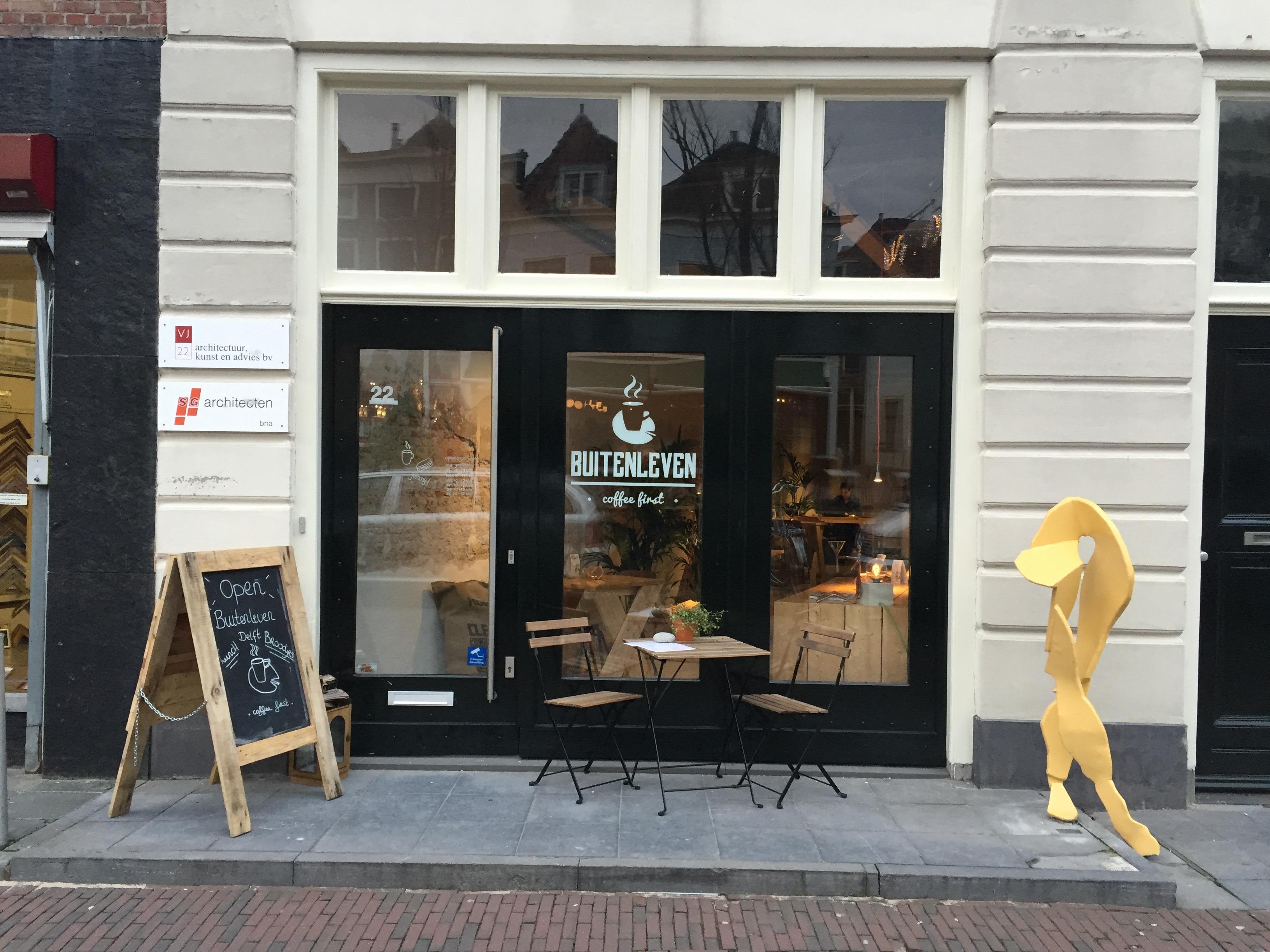 Buitenleven @Delft