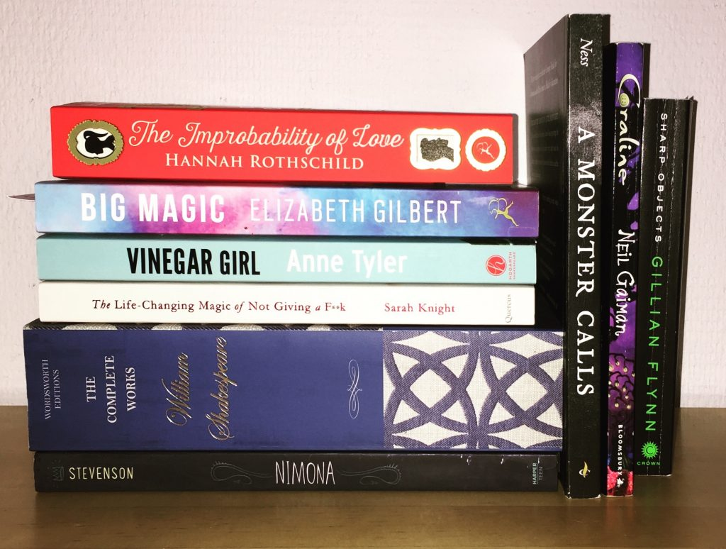 Bookhaul September