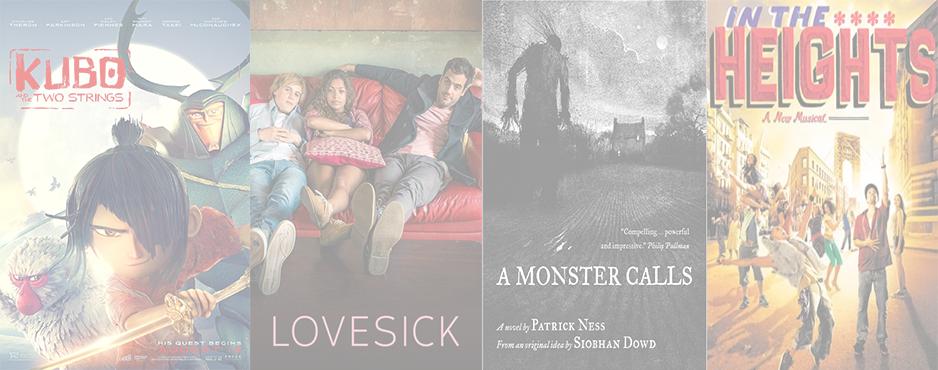 Favorites: July – August – September