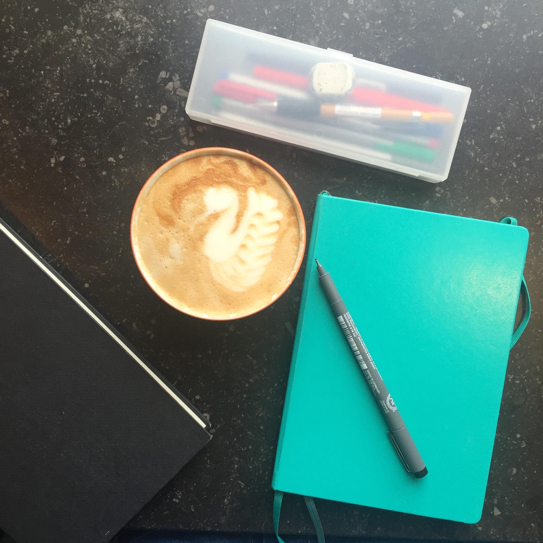 Writing vs blogging
