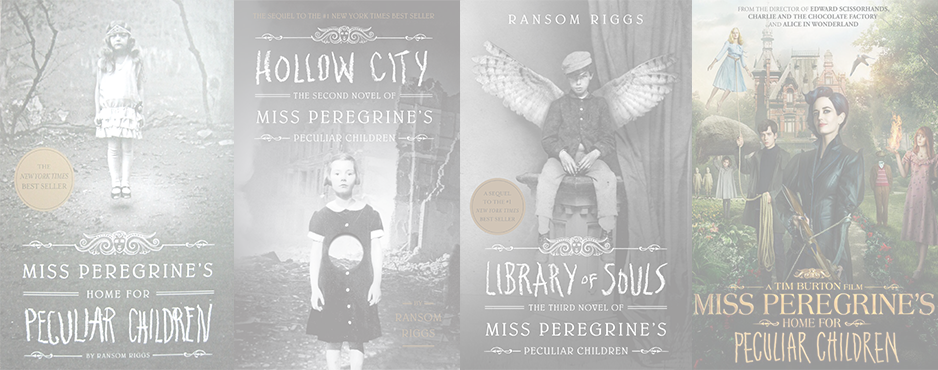 Book to Movie: Miss Peregrine's Home for Peculiar Children