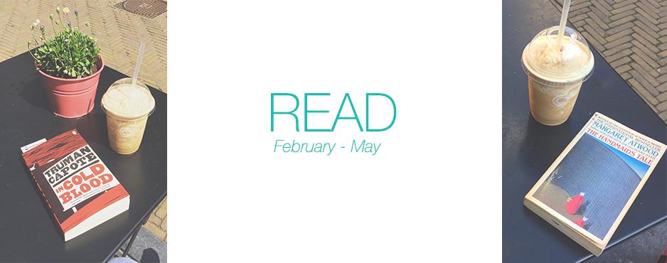 Read: February – May